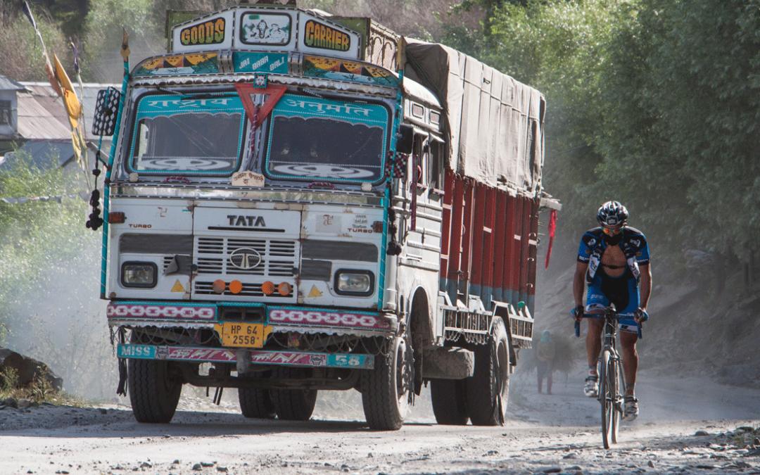 Hardfacts zum Manali-Leh Highway
