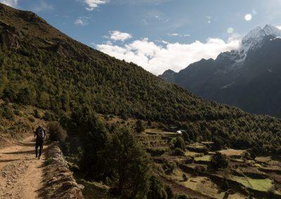 Trekking Nepal 2017